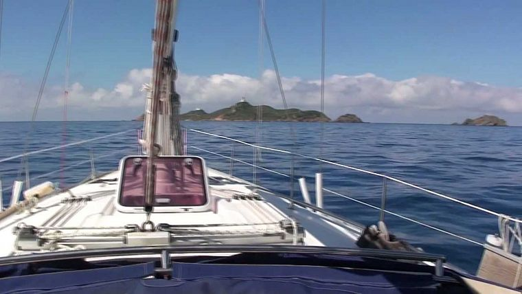 Corsica yachting journey - by Yachtmeni