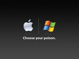 Mac OS X or Windows