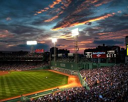 Boston fenway park basesball wallpapers